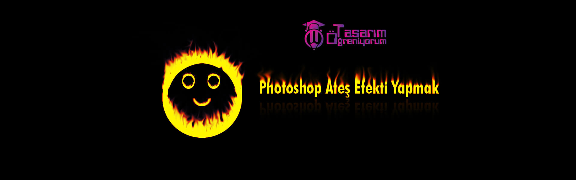 Photo of Photoshop Ateş Efekti Yapmak