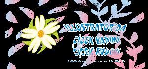 Illustrator'da Çiçek Yapımı