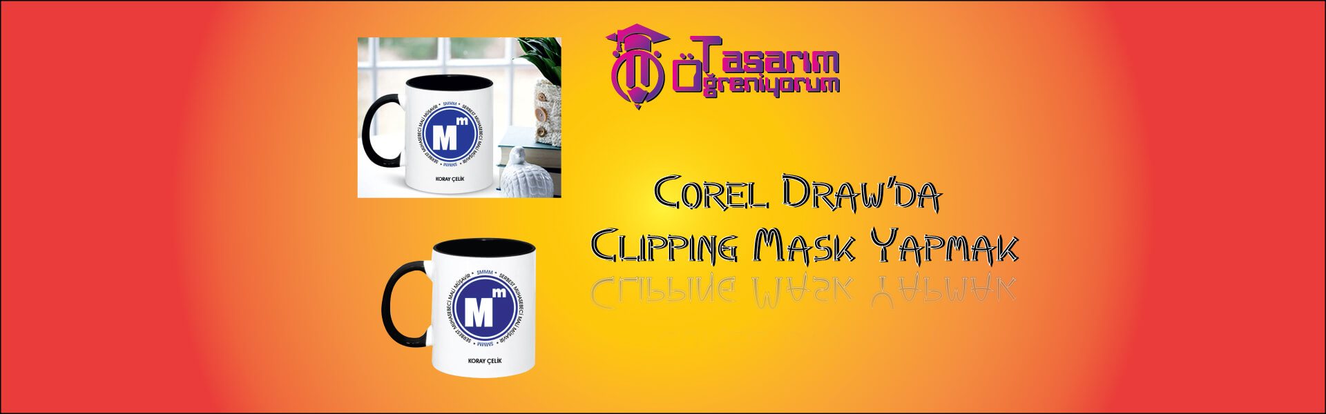 Photo of Corel Draw Clipping Mask Yapmak