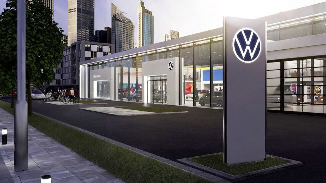 Photo of Yeni Volkswagen Logosu